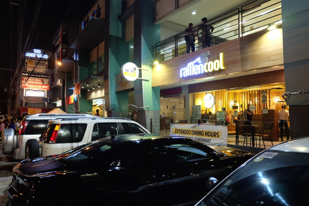 Ramen Cool Location in Quezon City