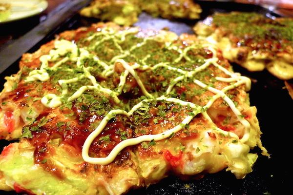 Sometaro Okonomiyaki Nama Ebiten